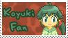 Koyuki Fan by Atlanta-Hammy