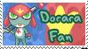 Dorara Fan by Atlanta-Hammy