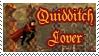 Quidditch Lover Stamp