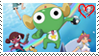 Keroro super movie 2 stamp by Atlanta-Hammy