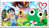 Keroro super movie 5 stamp by Atlanta-Hammy