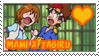 Mami x Tagiru stamp