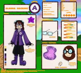 Mario Profile: Alanna Hacking.