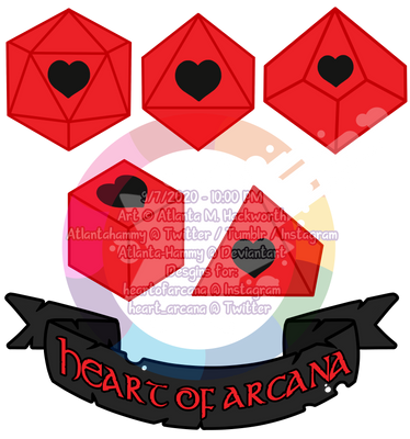 Commission: Heart of Arcana 2