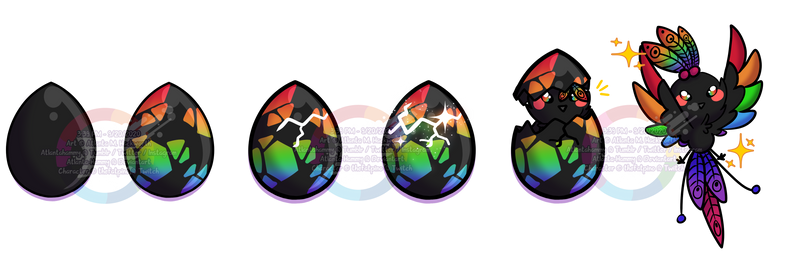 Commission: thefatpino - Twitch Badges