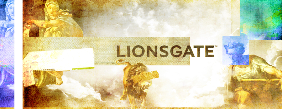 Lionsgate is vintage by Postreman