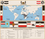 Map of German Colonial Empire 1900