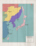 Daily Telegraph map of the Crisis in the Far East