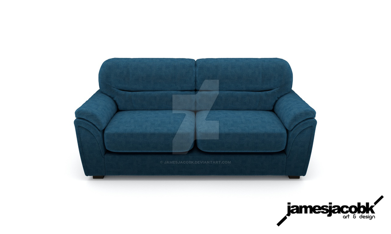 Comfort Sofa by jamesjacobk