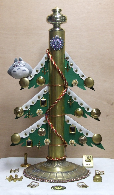 Steampunk Christmas Tree by Lookafar on DeviantArt