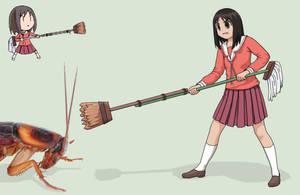 Broom Defender!