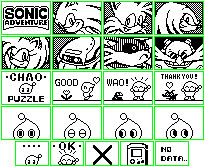 Sonic Adventure Displays