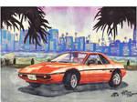 1984 Pontiac Fiero In Miami