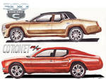 My Chrysler 300, and Dodge Coronet Concept Cars