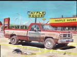 The Regular Customer (87 Dodge Power Ram Painting)