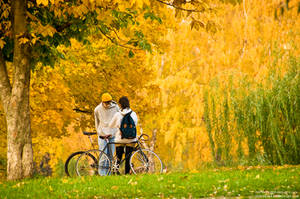 Moscow Autumn by IrisErelar