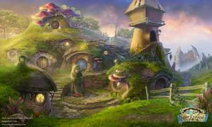 Gnome_village_scene