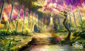 Garden by IrisErelar