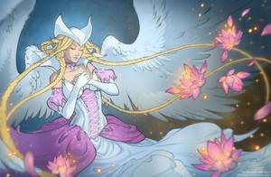 Lotus by IrisErelar