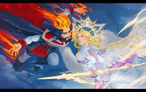 Stalemate by IrisErelar
