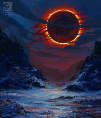 Dead Sun by IrisErelar