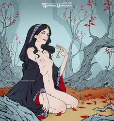 Priestess of seduction by IrisErelar