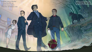 Sherlock_cover_2_ver 1 by IrisErelar
