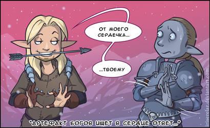 Arrow_of_Fate by IrisErelar
