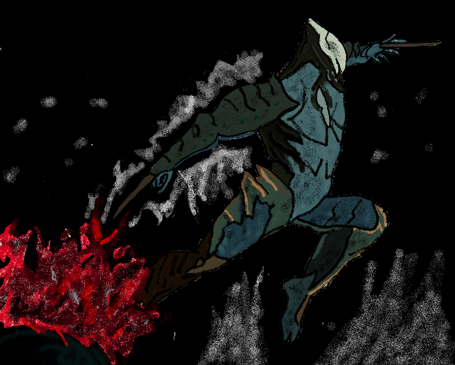 Ash Paint Warframe Contest By AJknights