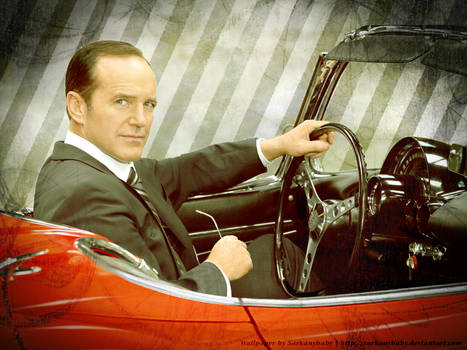 Philip Coulson, agent of SHIELD