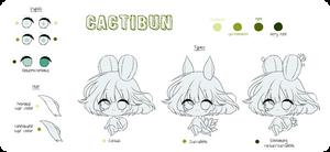 Cactibun Species Sheet by Neeyeo