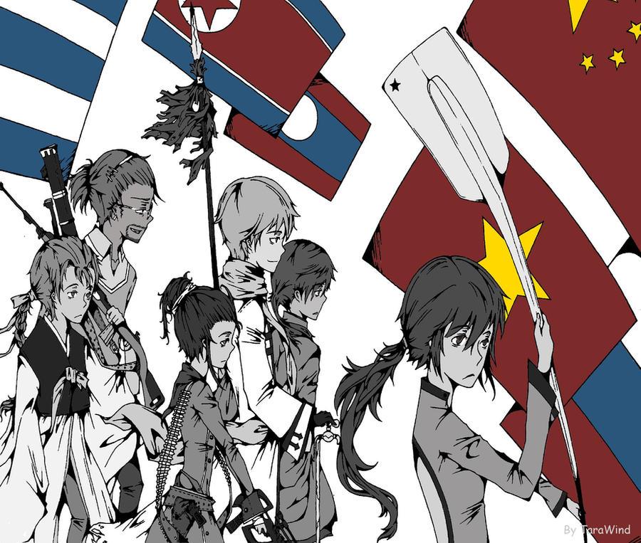 Vietnam war and communism