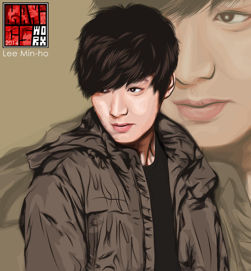 Lee Min-ho by maddaluther