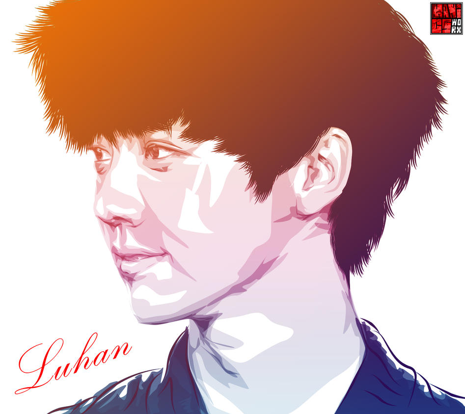 Luhan by maddaluther