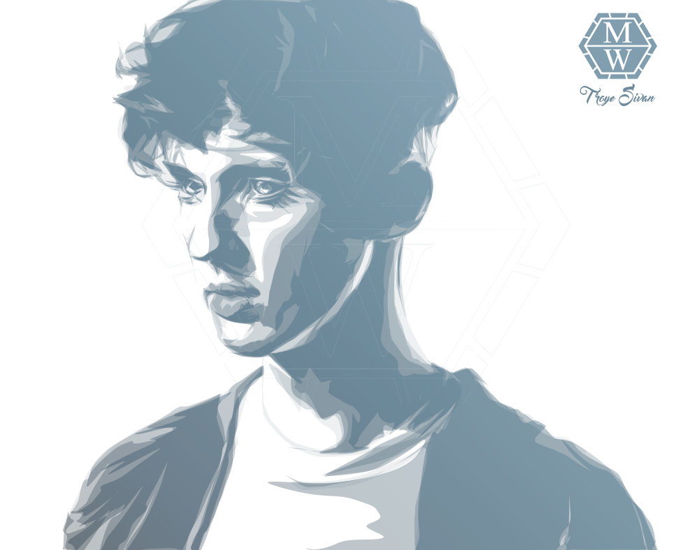 Troye Sivan By Maddaluther