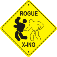 Rogue Crossing by NoidEXE