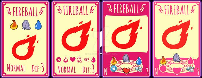 Magic Card Designs