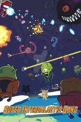 Super Intergalactic Gang HD Remaster Flyer