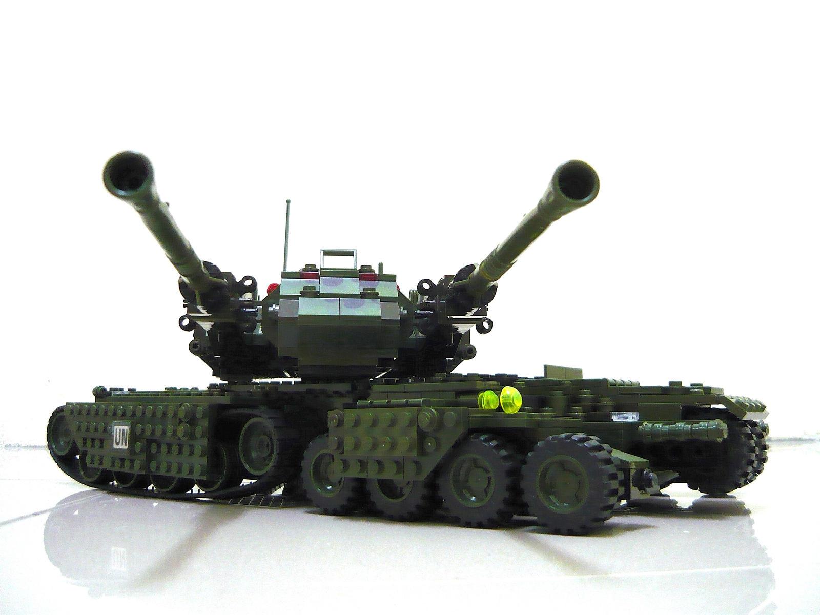 Lego Digital Designer Tank Instructions