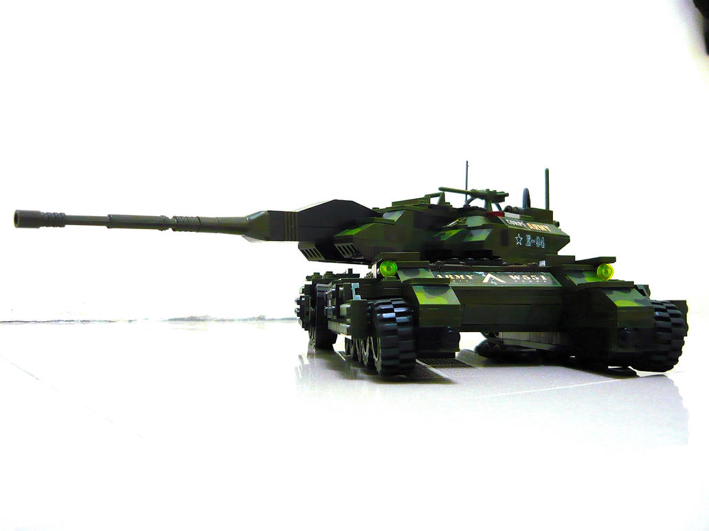Future Sherman Tank Fake 5 By