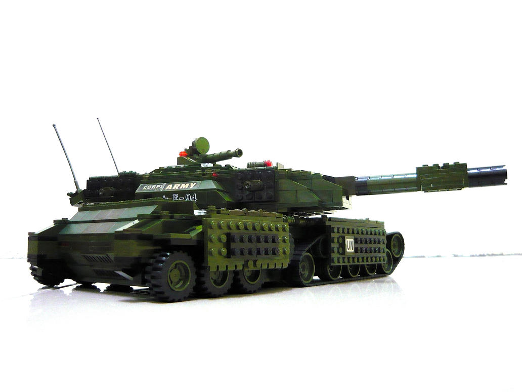 Future German Tank Fake 5 By