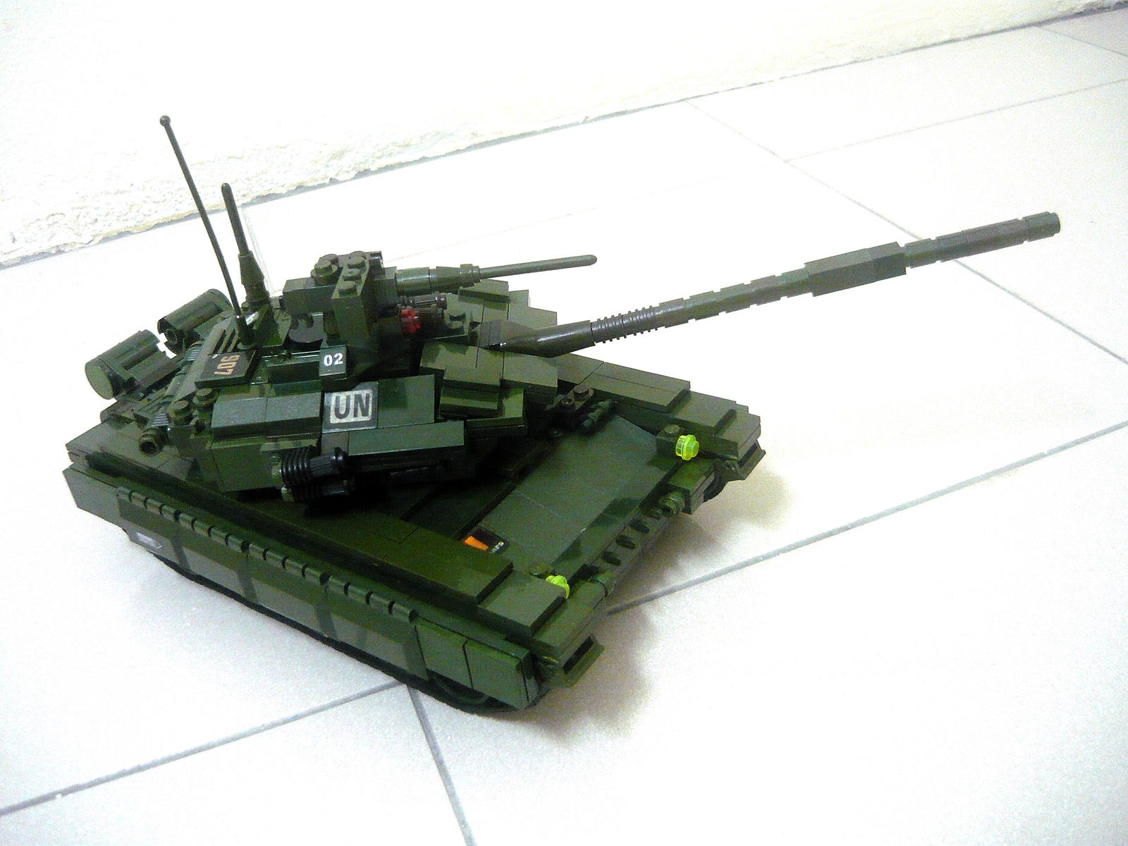 T-90 Russian MBT 7 by SOS101