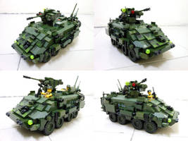 Lego Infantry Carrier 1 by SOS101