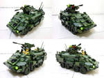 Lego Infantry Carrier 1