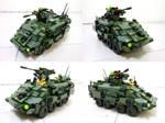 Lego Infantry Carrier 1