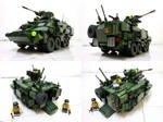 Lego Infantry Carrier 2