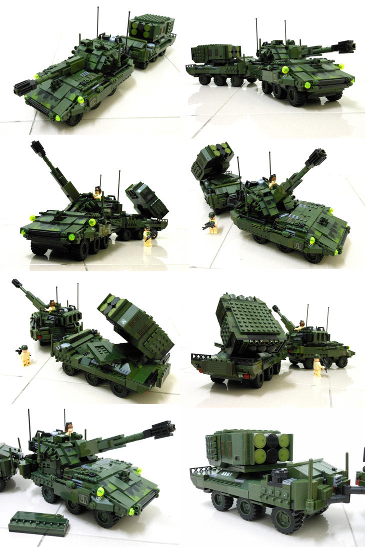 Light Weight Armour Vehicle 12 by SOS101