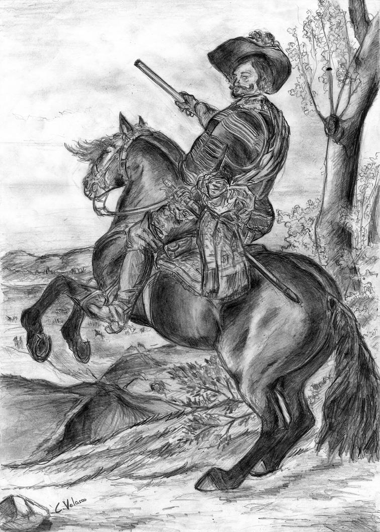 Equestrian Portrait of the Count-Duke of Olivares by ...