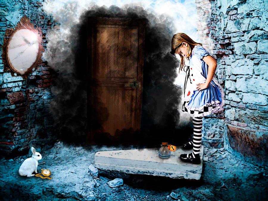 Alice In Wonderland by lovexohate