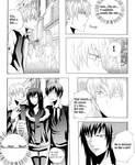 Shizaya doujinshi crossdressing~Page 1